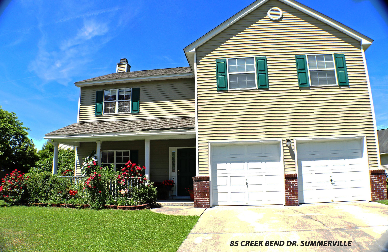 85 Creek Bend Drive Summerville, SC 29485