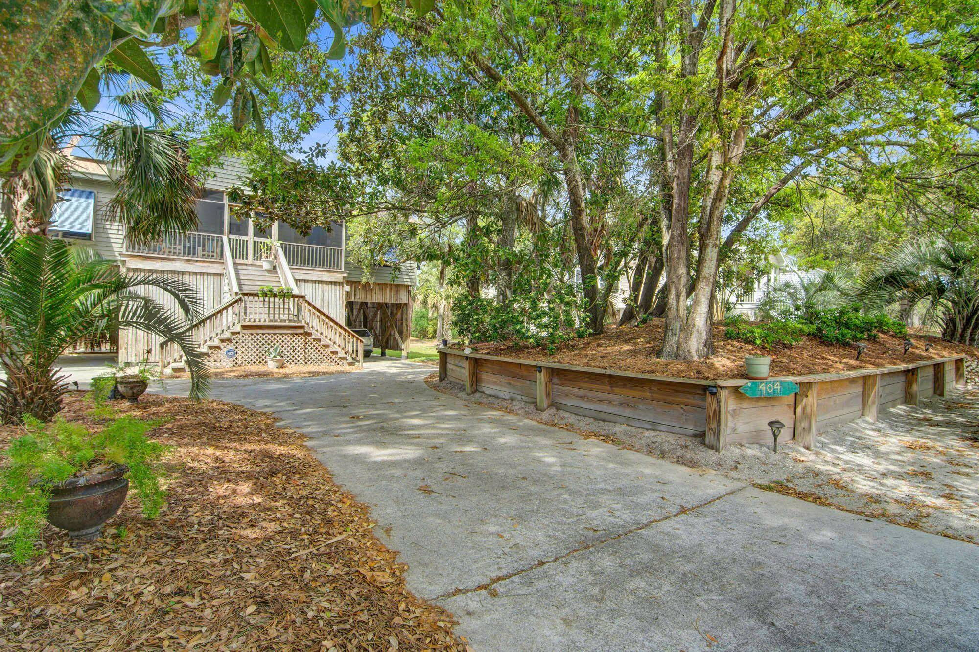 404 W Indian Avenue Folly Beach, Sc 29439
