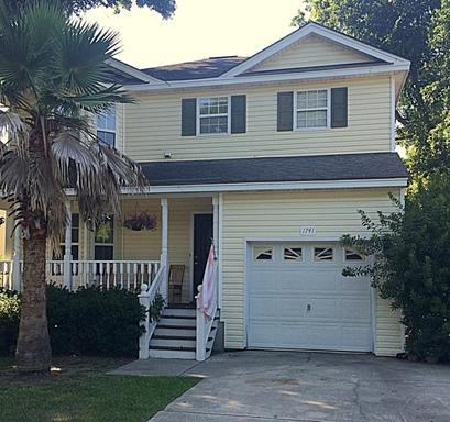 1741 Crystal Lake Drive Charleston, SC 29412