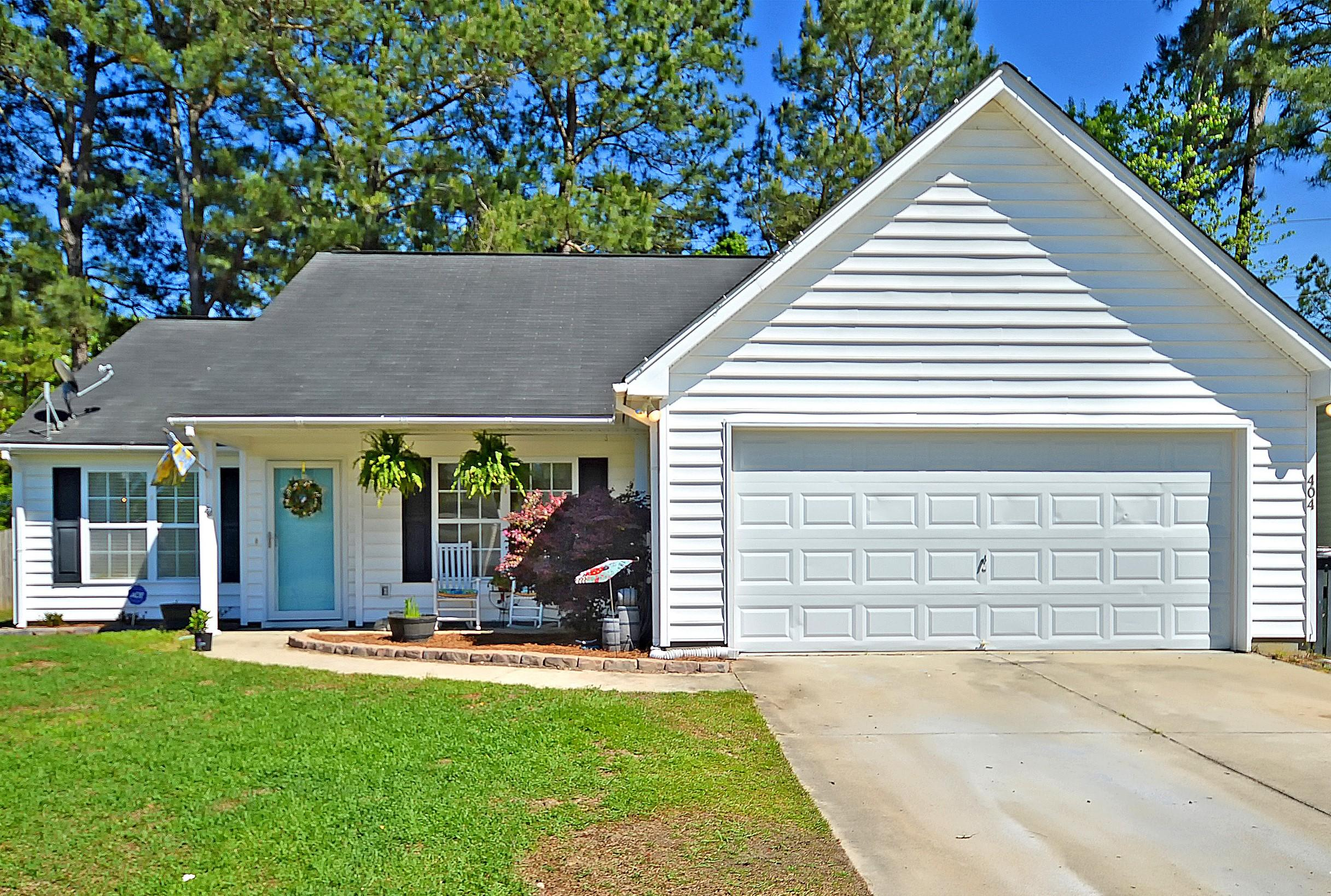 404 Eagleston Drive Moncks Corner, SC 29461