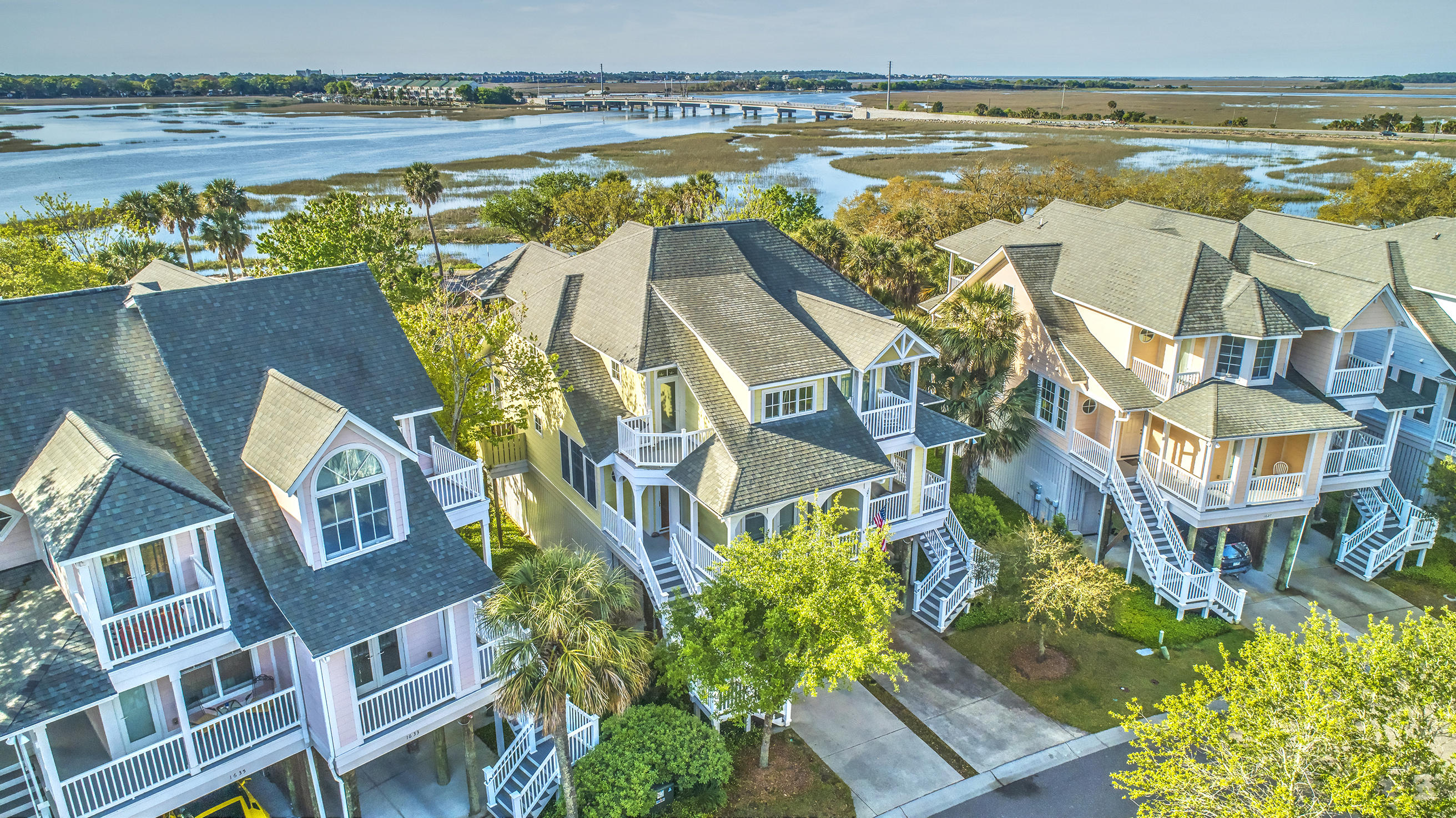 Palmetto Pointe Homes For Sale - 1631 Folly Creek, Charleston, SC - 13