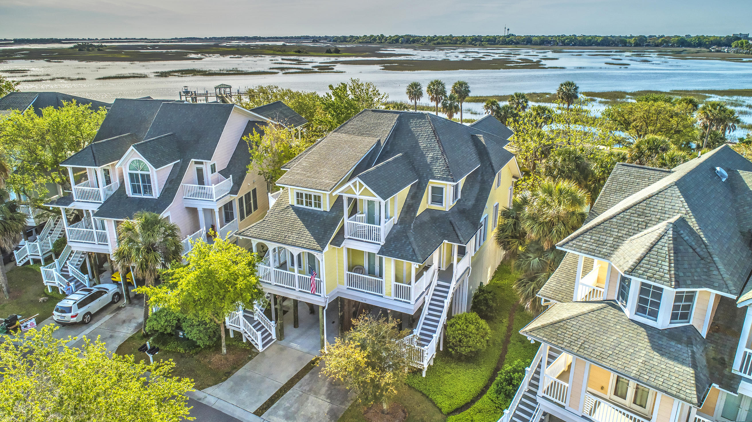 Palmetto Pointe Homes For Sale - 1631 Folly Creek, Charleston, SC - 12