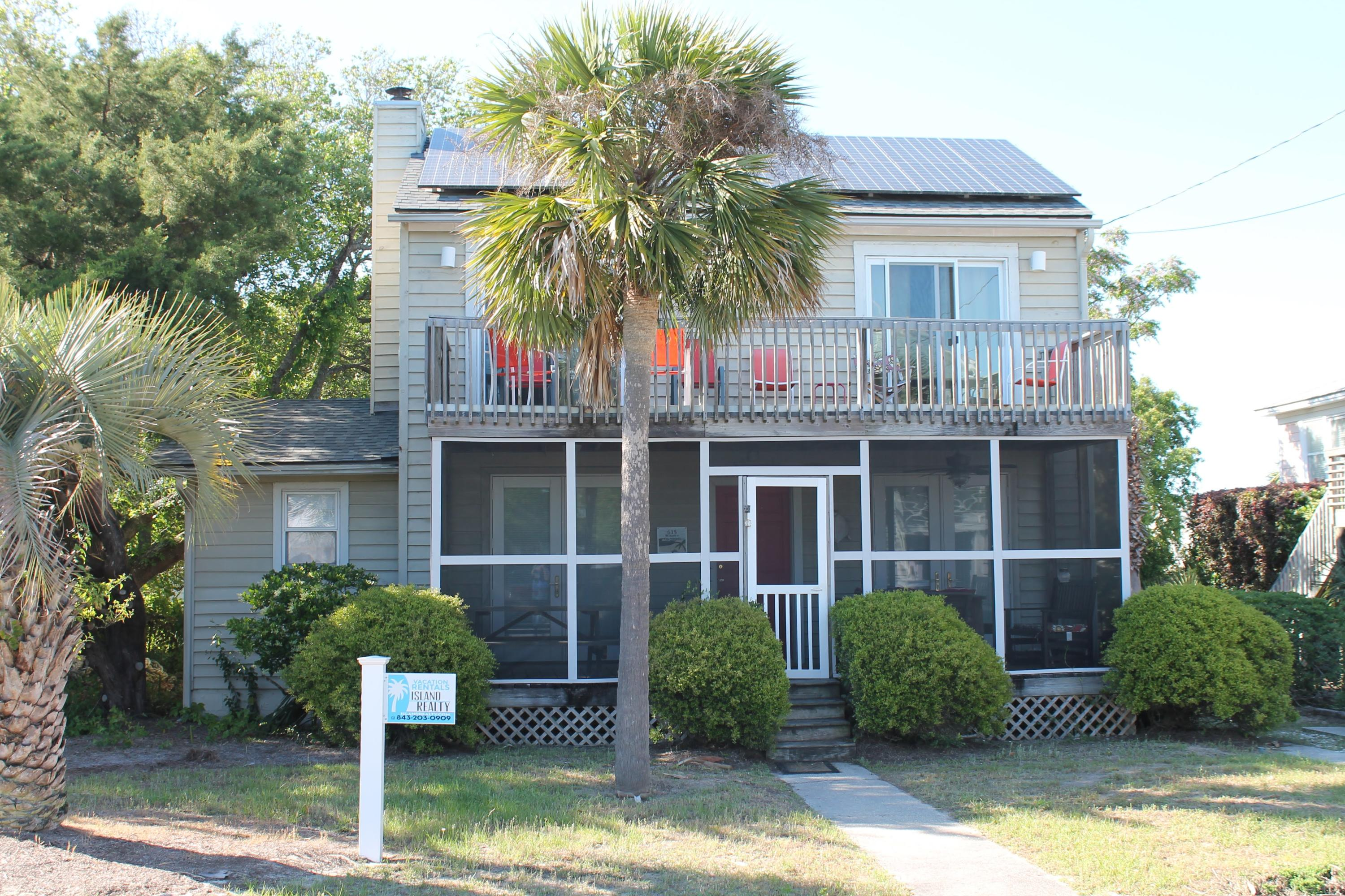 615 Carolina Boulevard Isle Of Palms, SC 29451