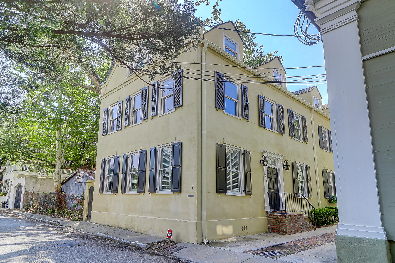 7 West Street Charleston, SC 29401