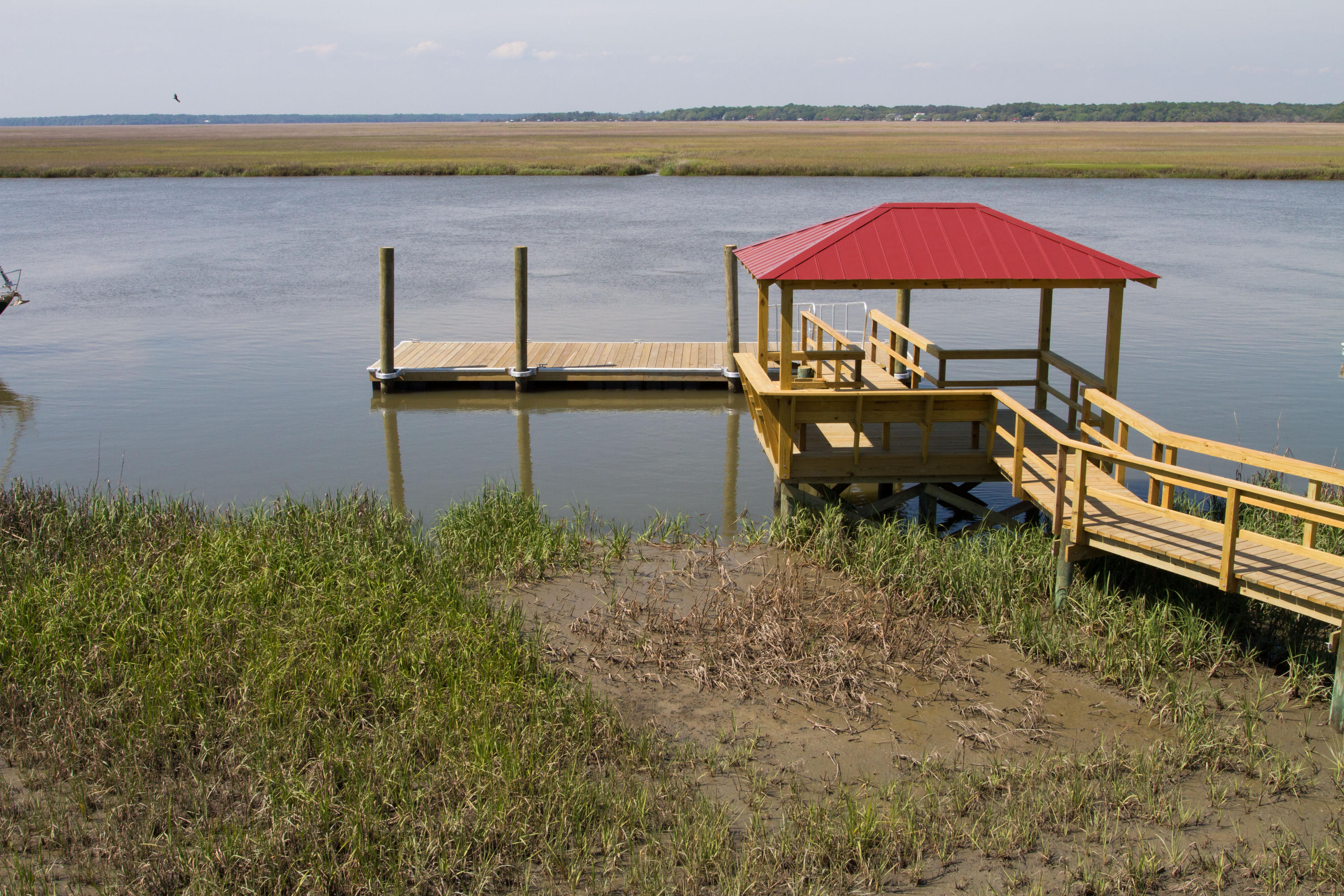 3746 Docksite Road Edisto Beach, SC 29438