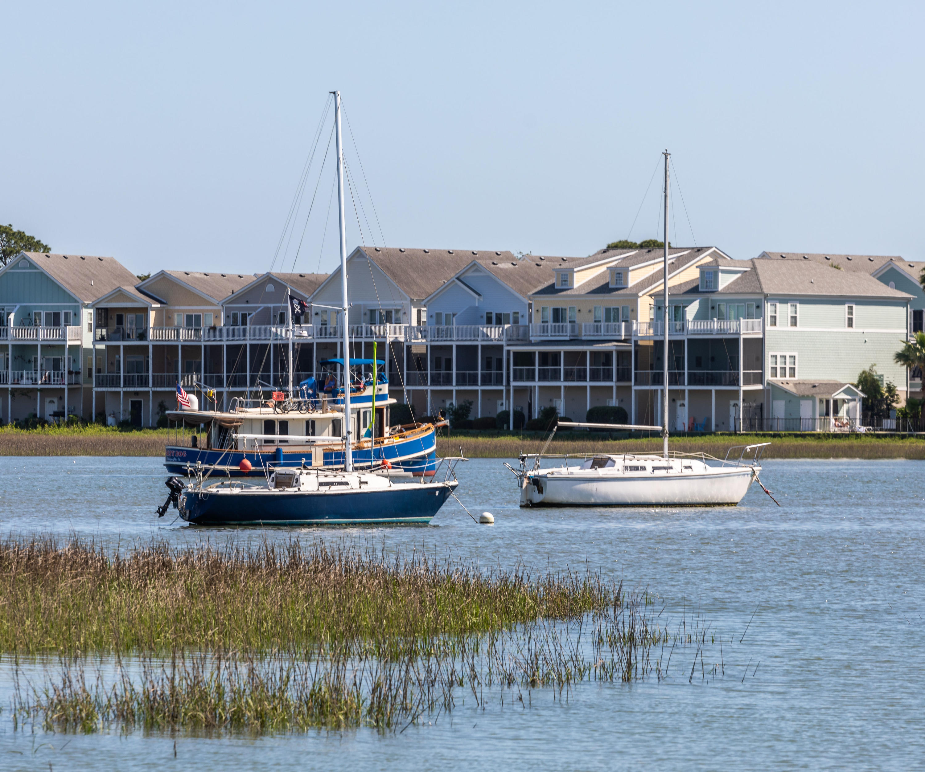 Mariners Cay Homes For Sale - 129 Marsh View Villas, Folly Beach, SC - 24