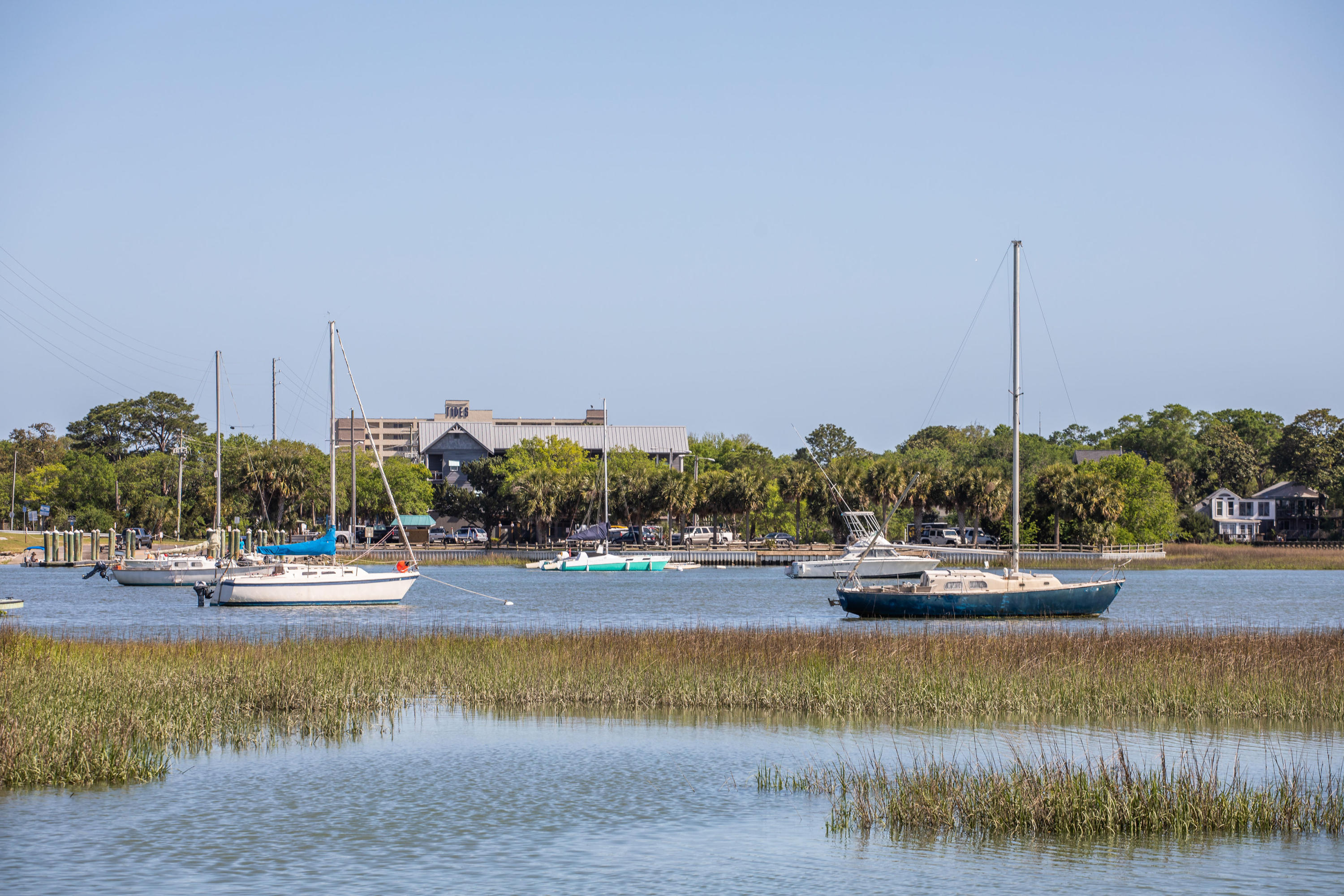 Mariners Cay Homes For Sale - 129 Marsh View Villas, Folly Beach, SC - 21
