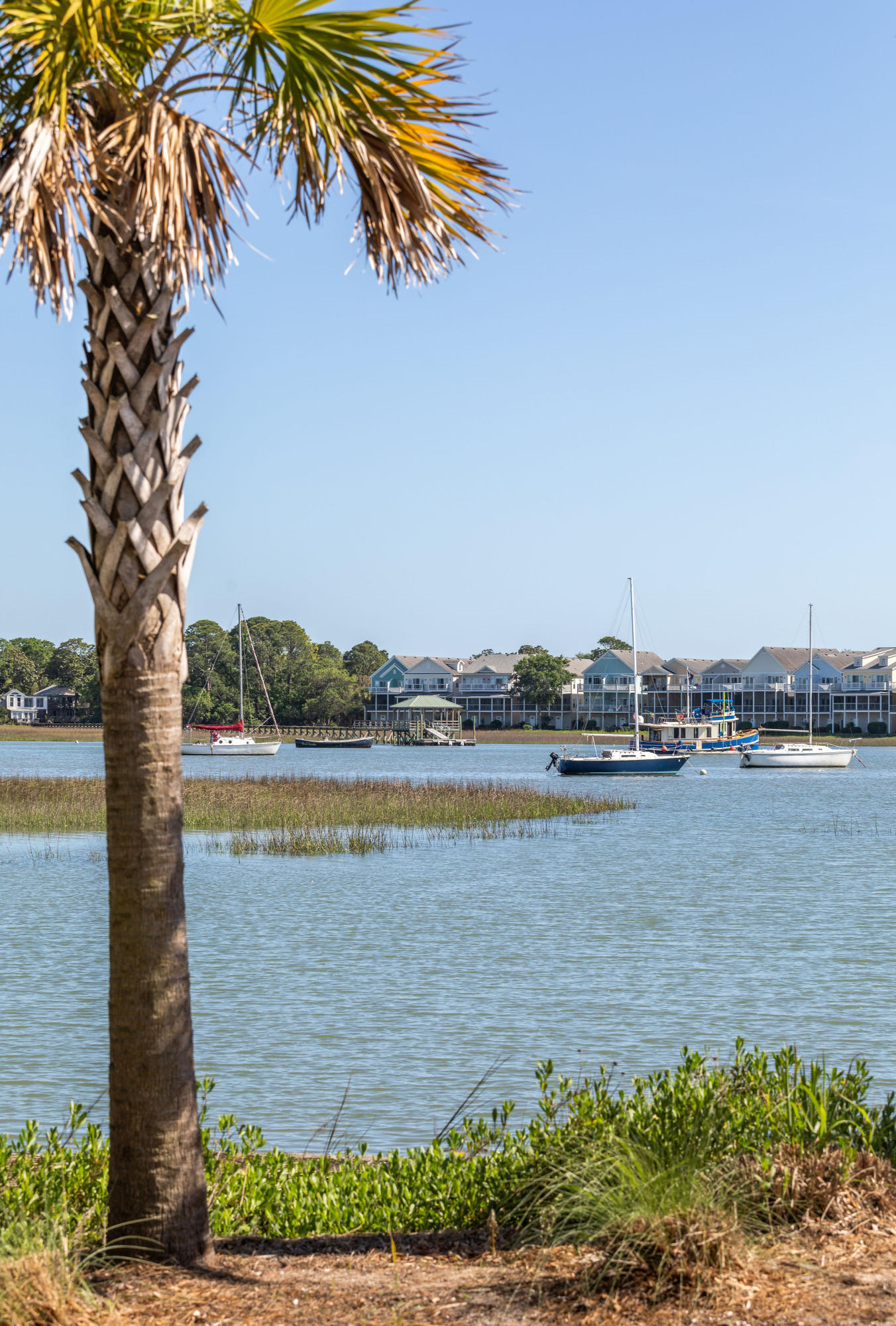 Mariners Cay Homes For Sale - 129 Marsh View Villas, Folly Beach, SC - 39