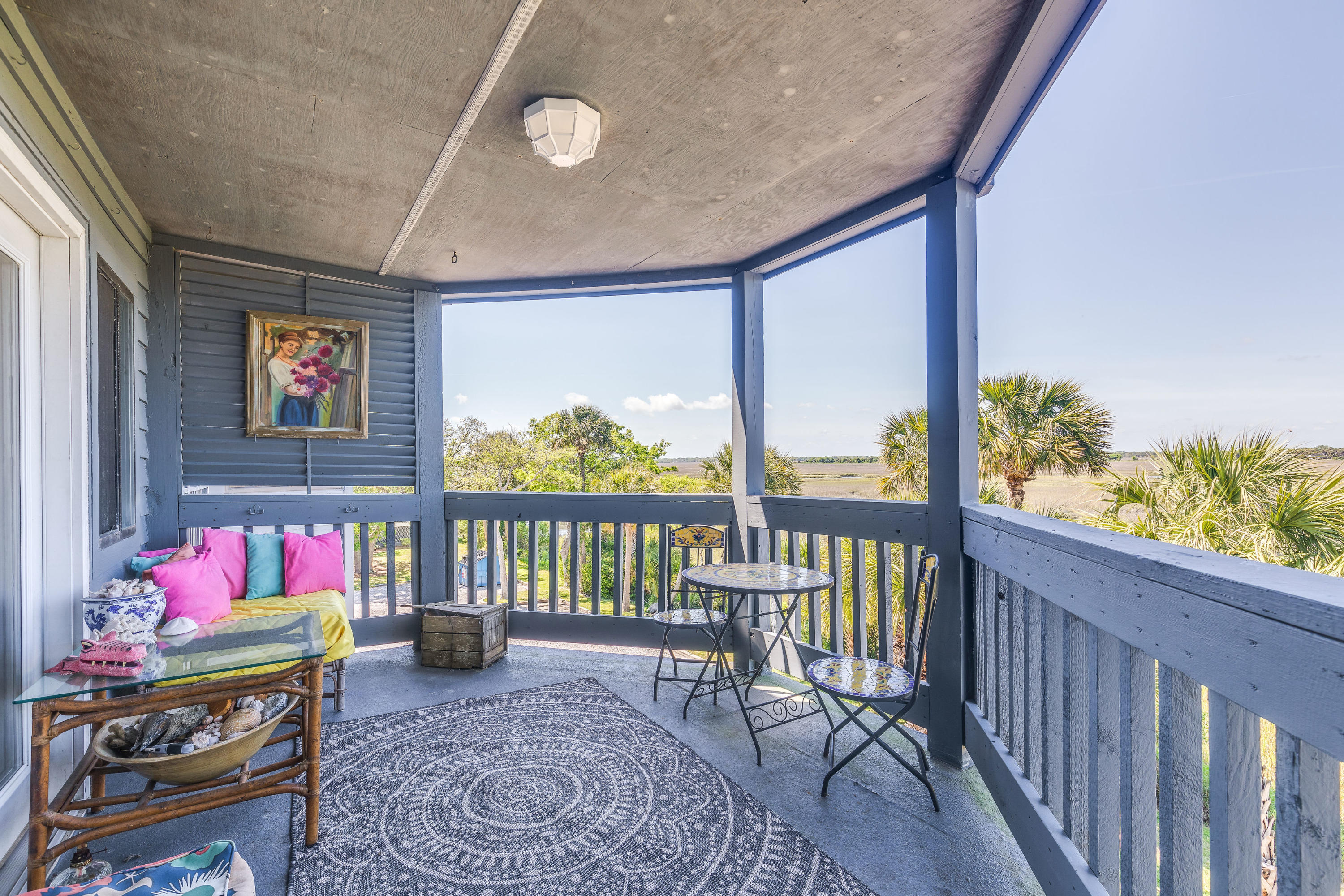 Mariners Cay Homes For Sale - 129 Marsh View Villas, Folly Beach, SC - 11