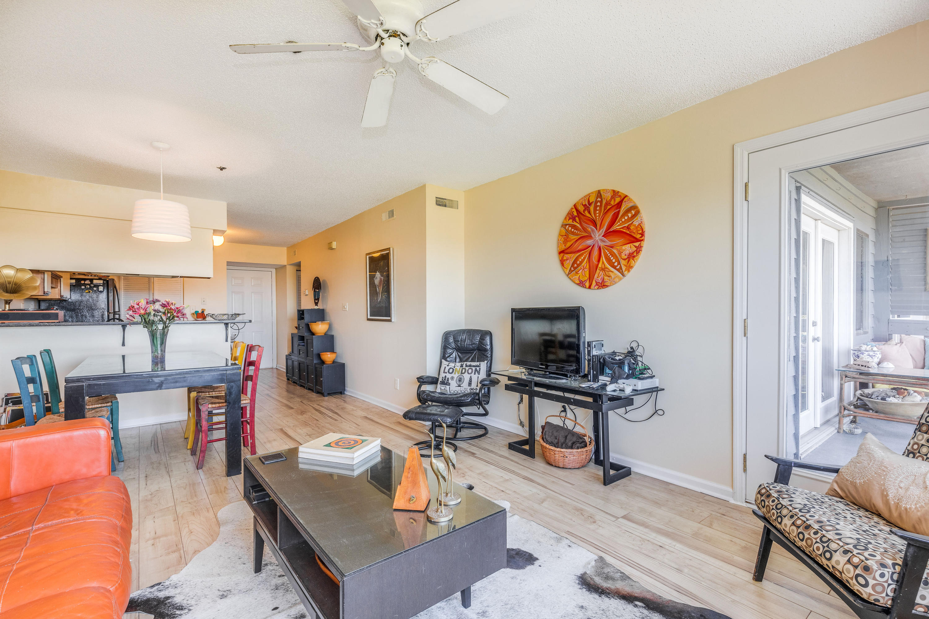 Mariners Cay Homes For Sale - 129 Marsh View Villas, Folly Beach, SC - 16