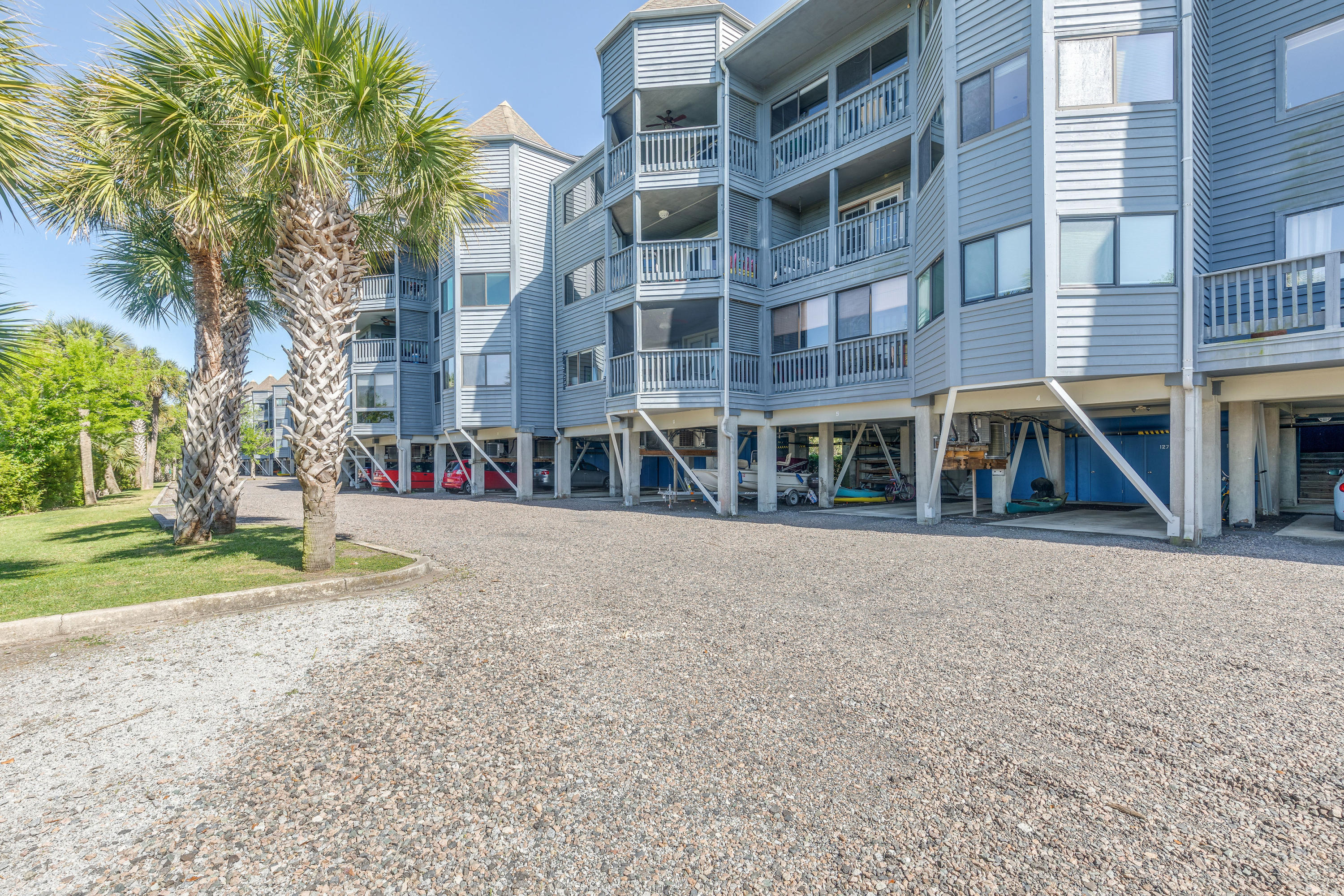 Mariners Cay Homes For Sale - 129 Marsh View Villas, Folly Beach, SC - 20