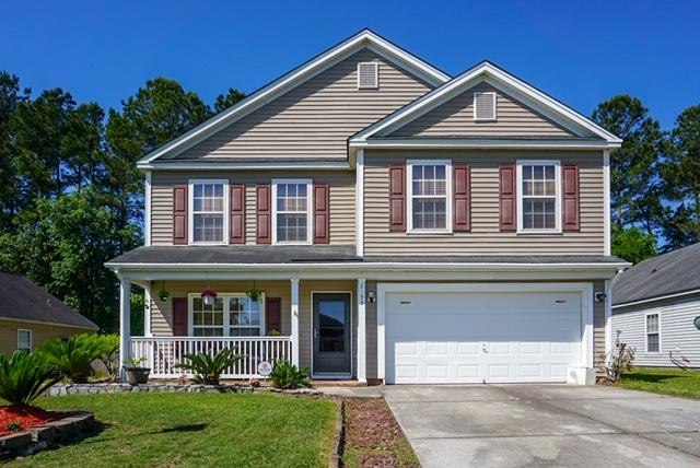 1055 Friartuck Trail Ladson, SC 29456