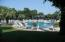 Another picture of the DI Park Club pool next to Cabana Bar
