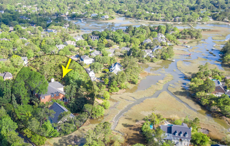 Hobcaw Creek Plantation Homes For Sale - 549 Chimney Bluff, Mount Pleasant, SC - 2