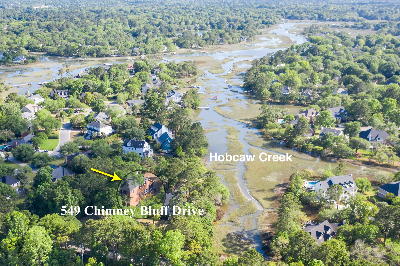 Hobcaw Creek Plantation Homes For Sale - 549 Chimney Bluff, Mount Pleasant, SC - 52