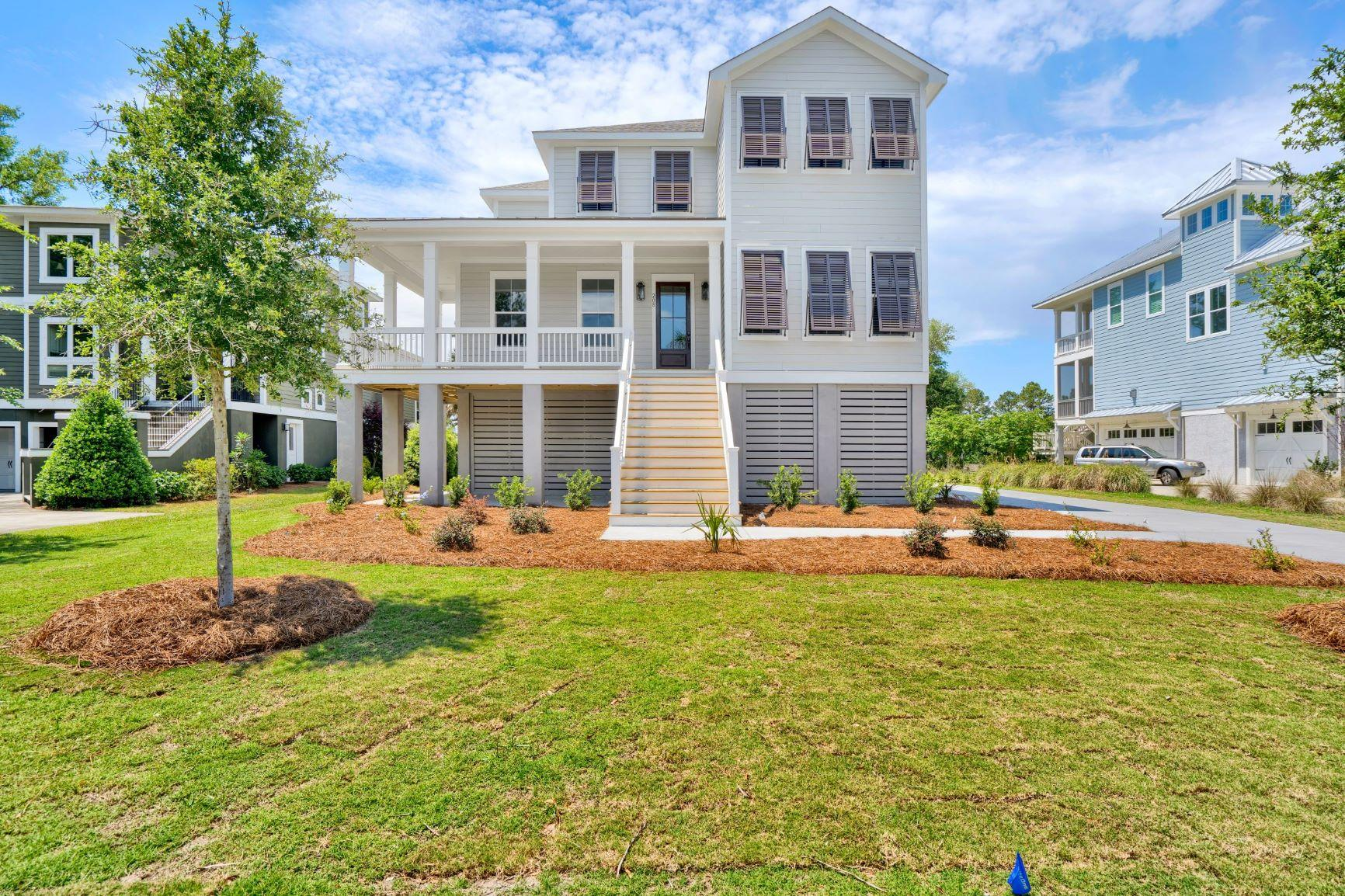 Rivertowne On The Wando Homes For Sale - 2223 Marsh, Mount Pleasant, SC - 4