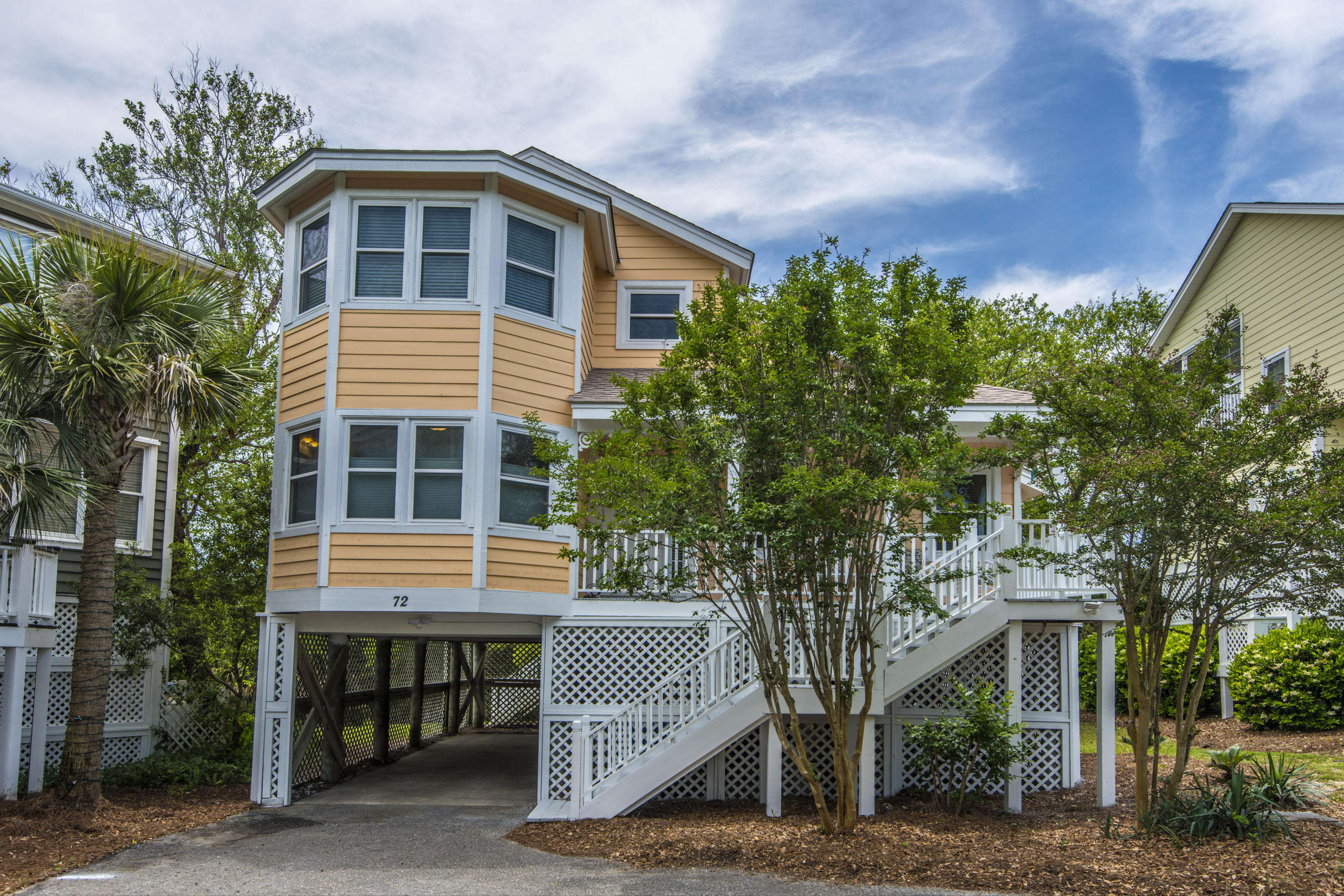 72 Fairway Dunes Lane Isle Of Palms, Sc 29451