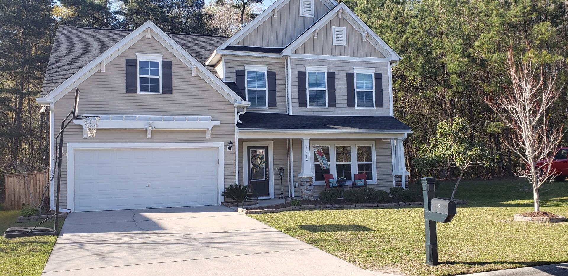 122 Carolinian Drive Summerville, SC 29485
