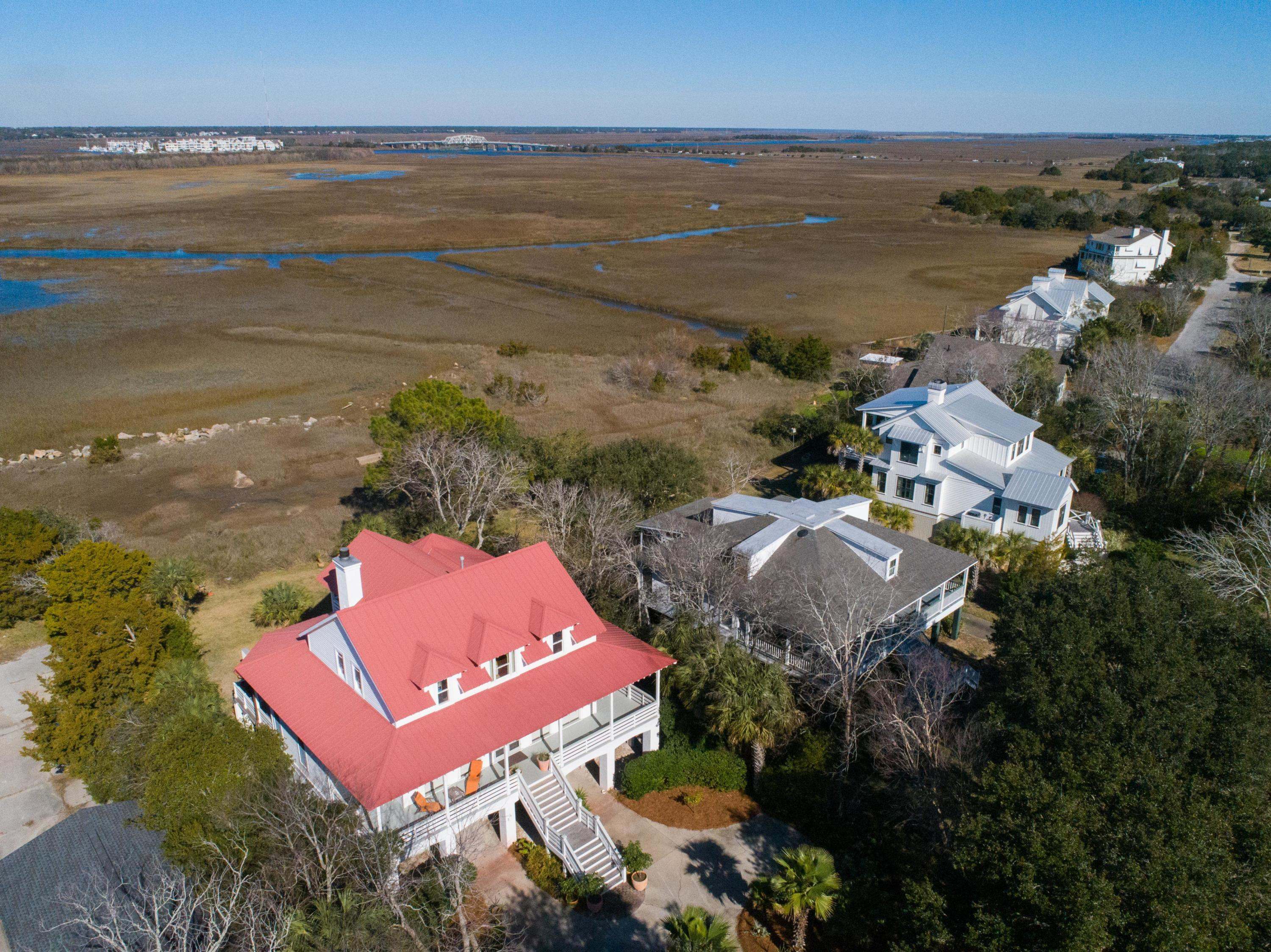 1734 Thompson Avenue Sullivans Island, SC 29482