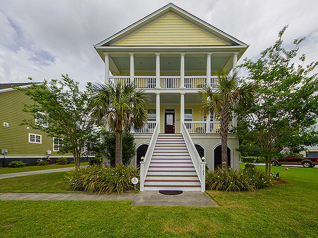 Rivertowne On The Wando Homes For Sale - 2104 Sandy Point, Mount Pleasant, SC - 0