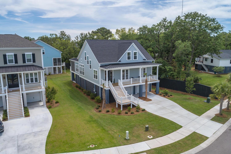 The Oaks Marsh View Homes For Sale - 1135 Kincannon, Mount Pleasant, SC - 1