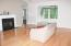 Spacious Great Room has Cathedral/Vaulted Ceiling