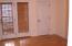 Bedroom #4 Door to Covered Deck