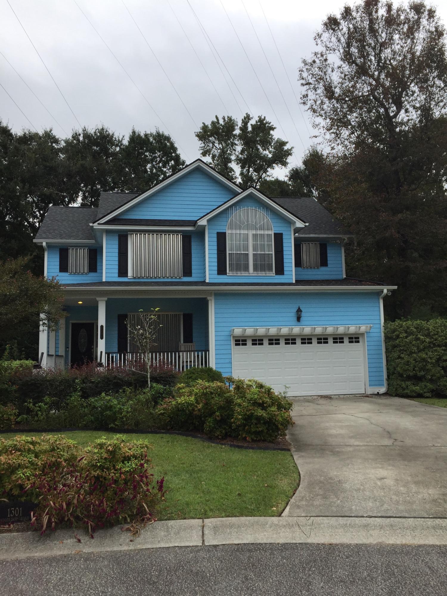 Laurel Lakes Homes For Sale - 1301 Woodlock, Mount Pleasant, SC - 0
