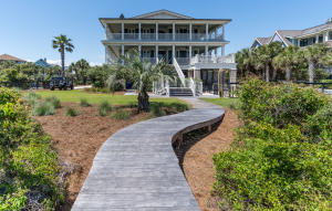 Beachfront View (Home resembles the Big Chill House)