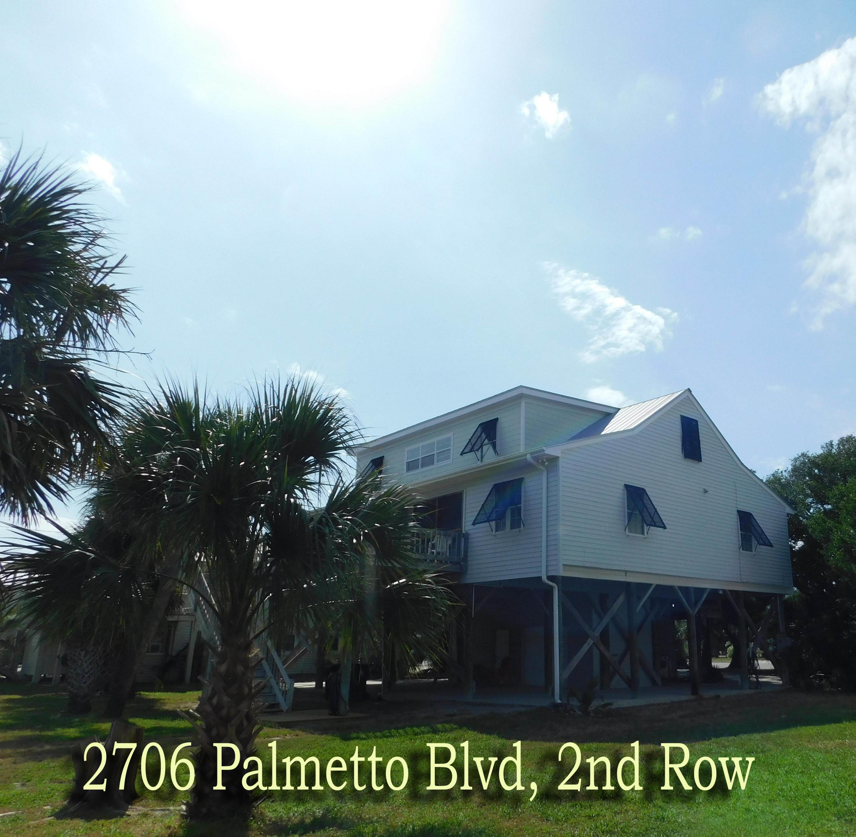 2706 Palmetto Boulevard Edisto Beach, SC 29438
