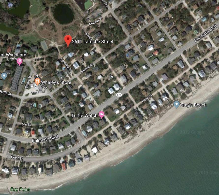 2611 Laroche Street Edisto Beach, SC 29438