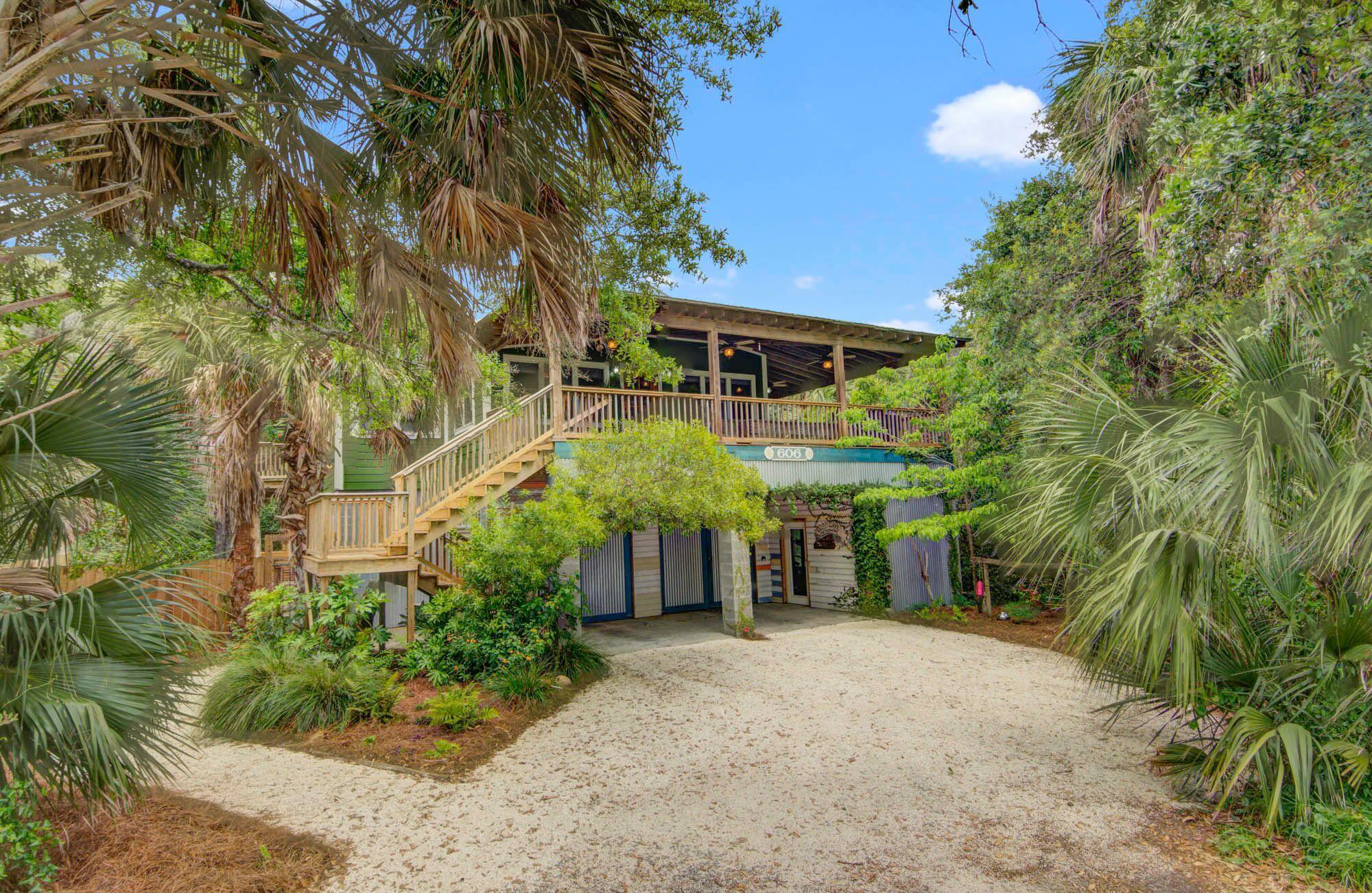 606 E Ashley Avenue Folly Beach, SC 29439