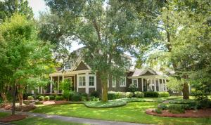 Gorgeous Nantucket style home on corner lot on prestigious street in Daniel Island Park