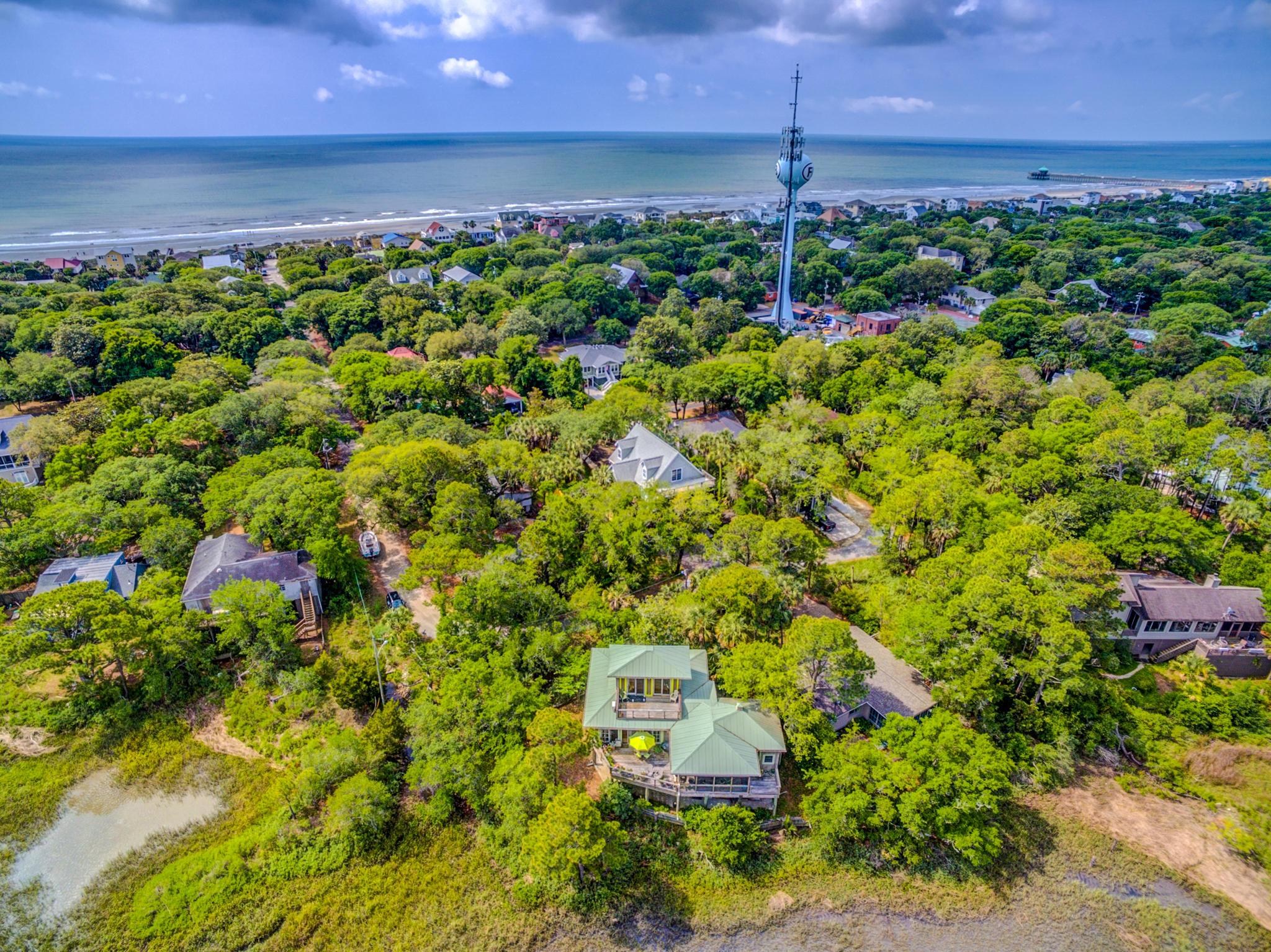 522 E Huron Avenue Folly Beach, SC 29439