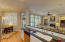Kitchen overlooking Greatroom.