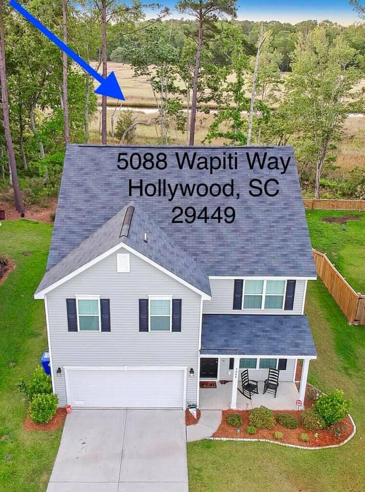 5088 Wapiti Way Hollywood, SC 29449