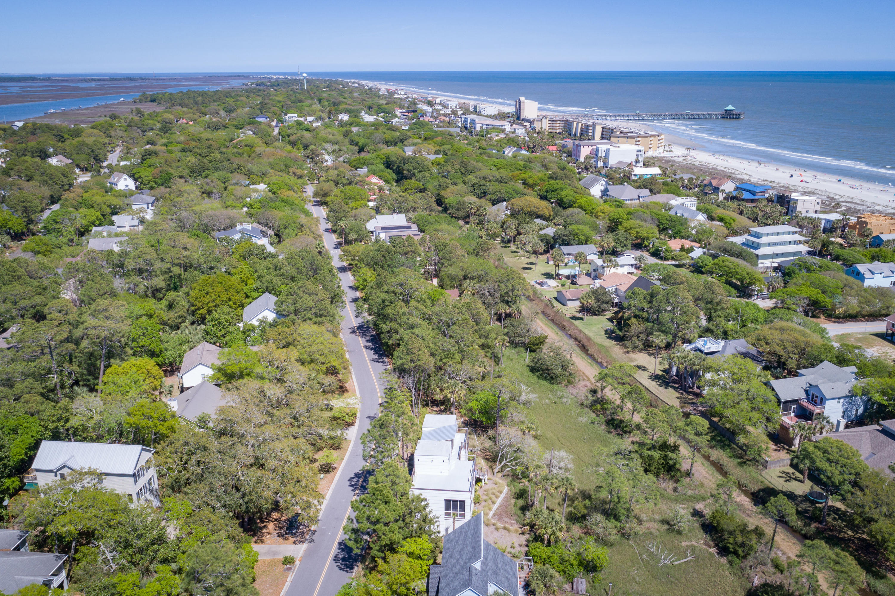 321 W Hudson Avenue Folly Beach, SC 29439