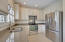 Great stainless steel appliances!