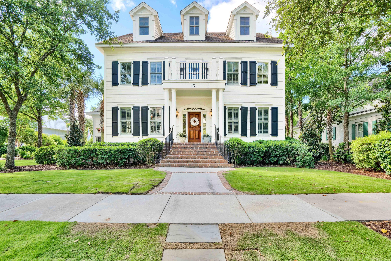 43 Dalton Street Charleston, SC 29492