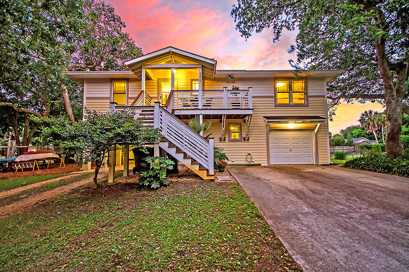 3808 Hartnett Boulevard Isle Of Palms, SC 29451