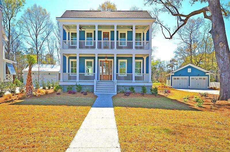 1519 Charming Nancy Road James Island, SC 29412