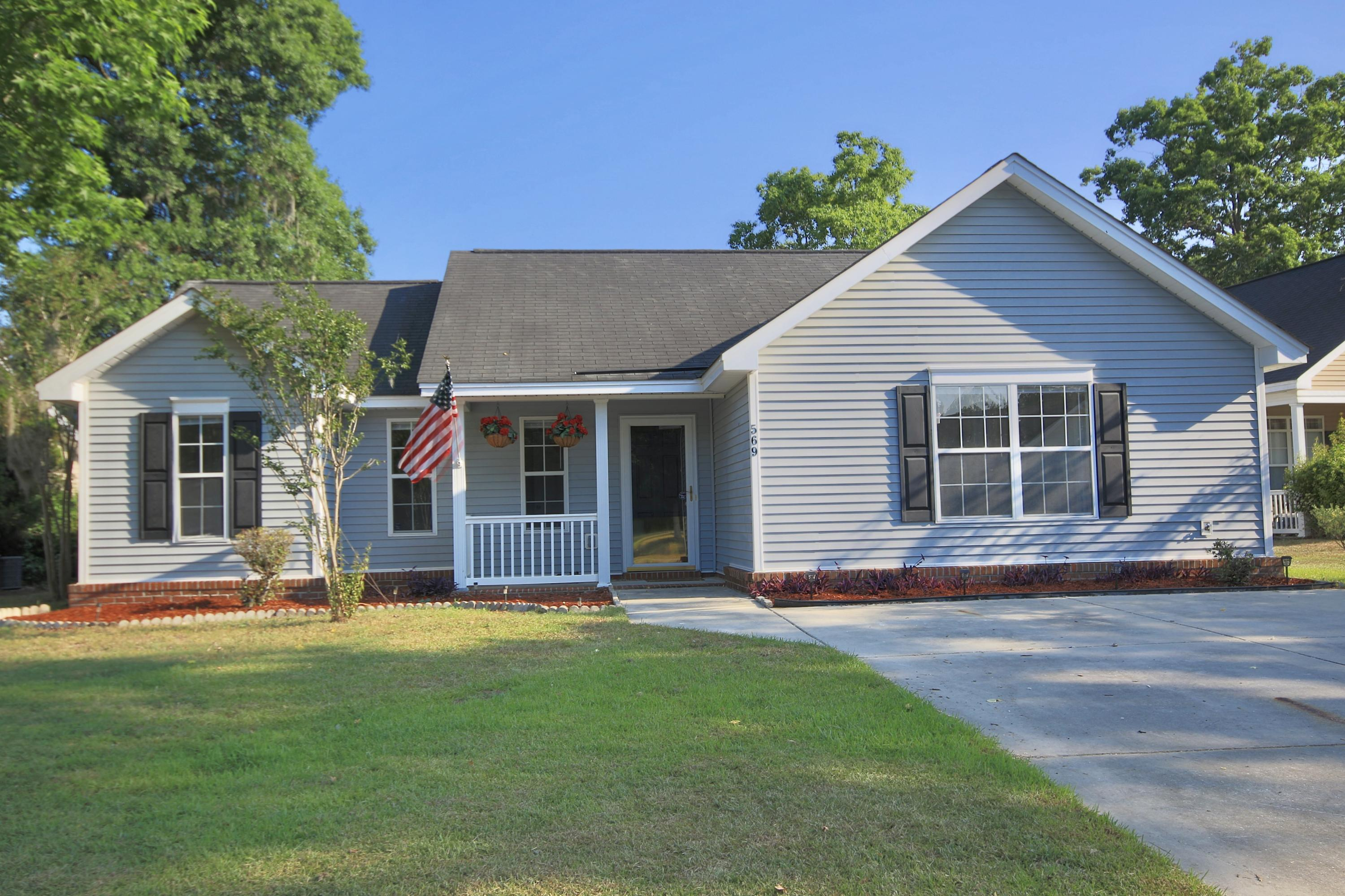 569 Hainsworth Drive Charleston, SC 29414