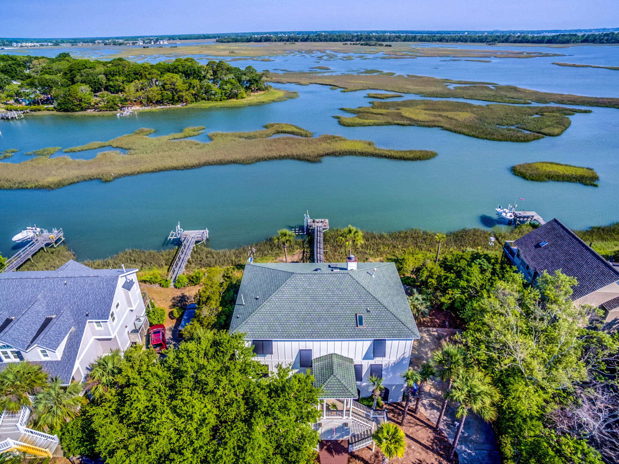 290 Little Oak Island Drive Folly Beach, SC 29439