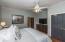 Master Bedroom features a walk-in closet