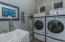 Laundry Room in main living area