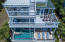 2916 Palm Blvd 4 levels of decks including roof top sundeck