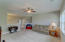 Loft area upstairs offers many possibilities