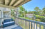 Enjoy one of the porches off each master suite!