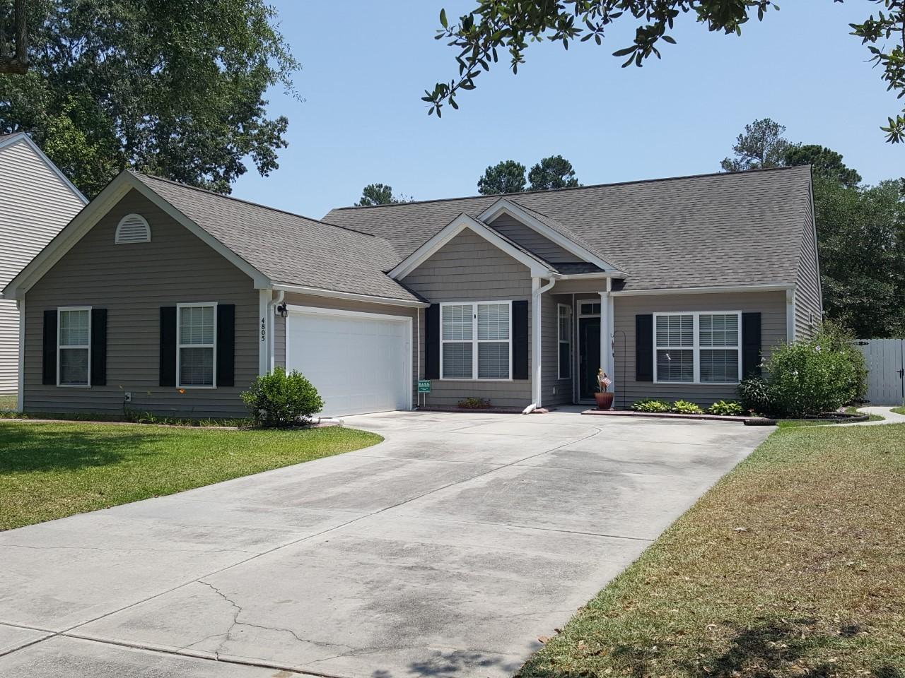 4805 Harvest Moon Court Summerville, SC 29485
