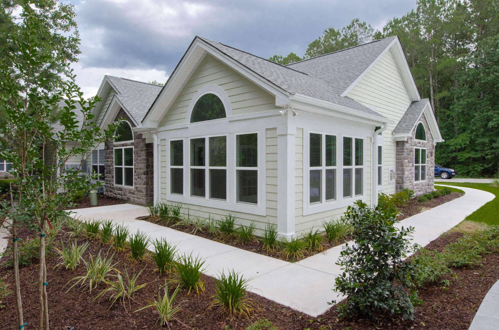 Villas at Charleston Park Homes For Sale - 8800 Dorchester, North Charleston, SC - 1